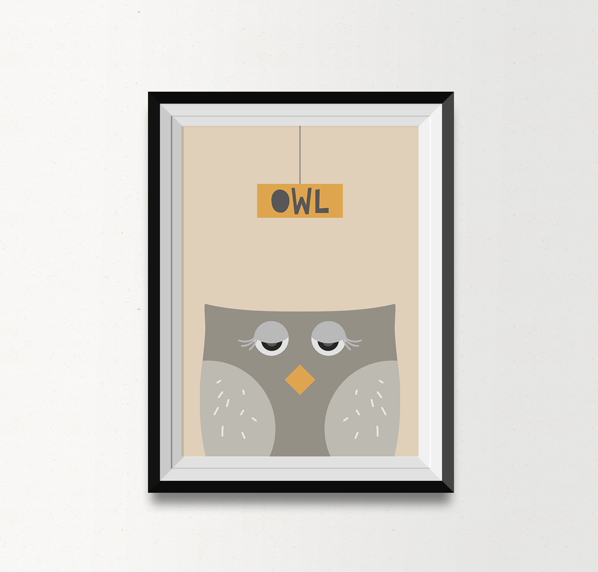 owl-illustration-digital-nursery-art