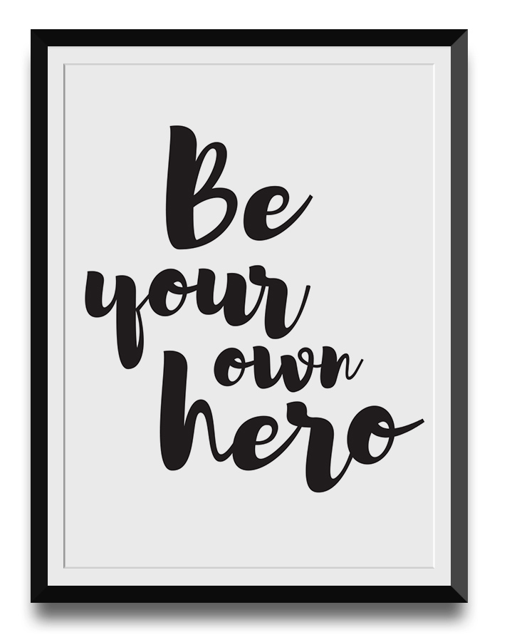 be-your-own-hero-digital-printable-wall-decor-creative-interior-02-web
